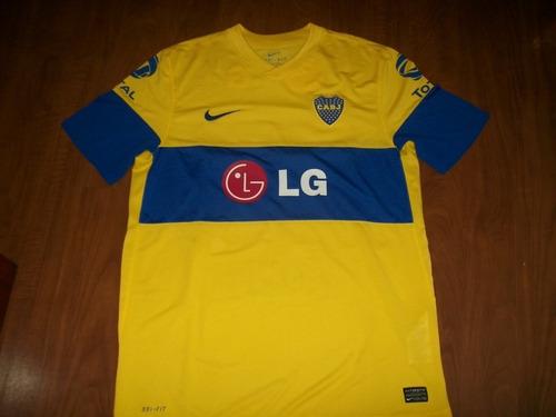 Boca Juniors 2011/2012 Viatri#27 Tamanho L Original