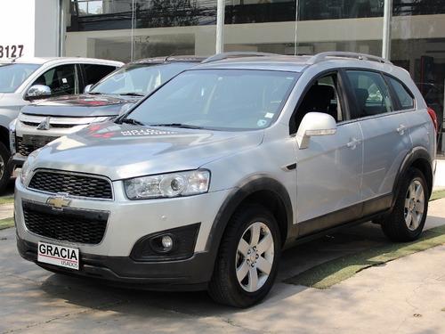 Chevrolet Captiva Lt 2.4 At 2016