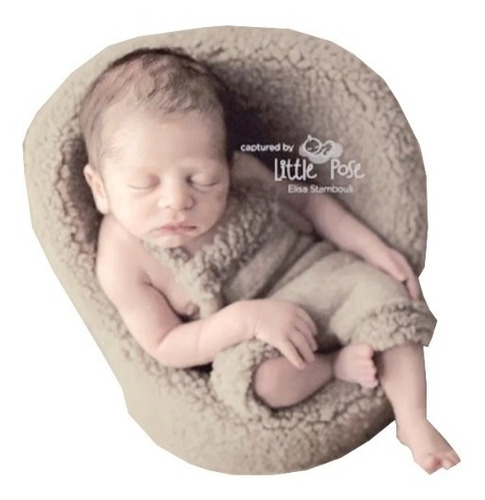 Poltrona Posicionadora Newborn E Acompanhamento Posing Pod