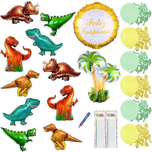 50 Art Dinosaurios Su Candybar Cumpleaños Globo T Rex Animal