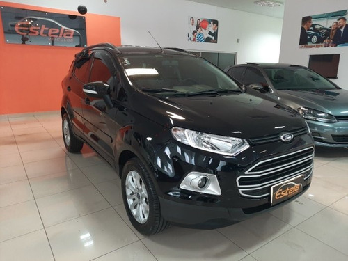 Ecosport 1.6 Se Direct 16v Flex 4p Powershift