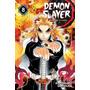 Mangá Demon Slayer Kimetsu No Yaiba 08