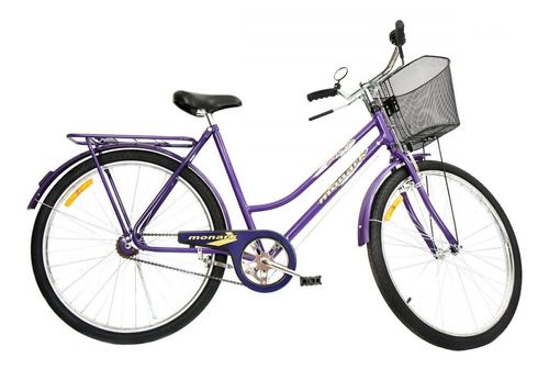 Bicicleta Monark Aro 26 - Tropical Fi Lazer