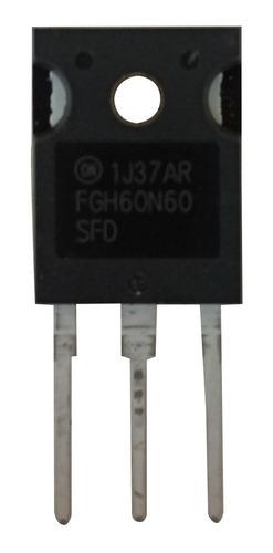 Igbt On Fgh60n60 Sfd Transistor
