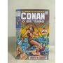 Omnibus Conan A Era Marvel Vol. 1 panini Comics Capa Dura