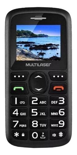 Multilaser Vita Iv Dual Sim  Preto