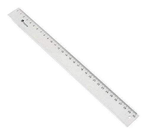 Regla Pizzini 30cm