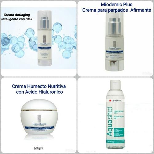 Kit X 4 Cremas Antiaging Reafirmante- Envio Gratis!!