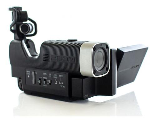 Gravador De Vídeo Zoom Q4 Handy Video Recorder Ótimo Estado