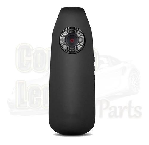 Hd 1080p  Mini Filmadora Câmera Espiã Tática Discreta