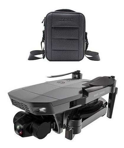 Drone Sg907 Max 4k Gimbal 3 Eixos Brushless 1,2km + Bolsa