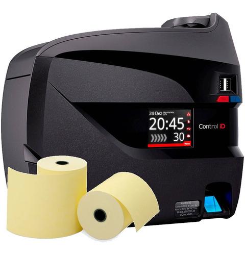Relógio Ponto Biométrico Digital + Software Homologado + Nf