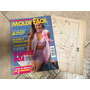 Revista Moda Prática Molde Fácil 8 Xadrez Poá Coletes D197
