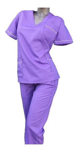 Ambo Medico De Mujer Entallado Promoción! - Presente!