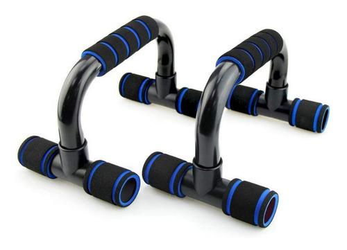 Apoio Para Flexão Barra De Chão Ergonômica Exercício Fitness