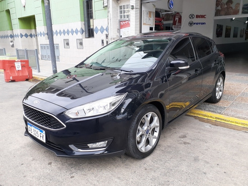 Ford Focus Iii 2.0 Se Plus Mt 2017 5 Ptas 46.000 Km Nuevo