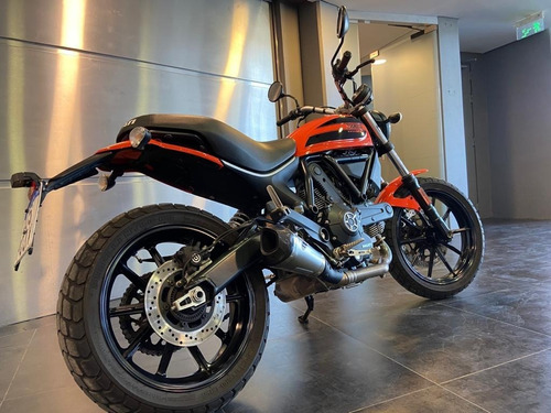 Scrambler Sixty2 400cc