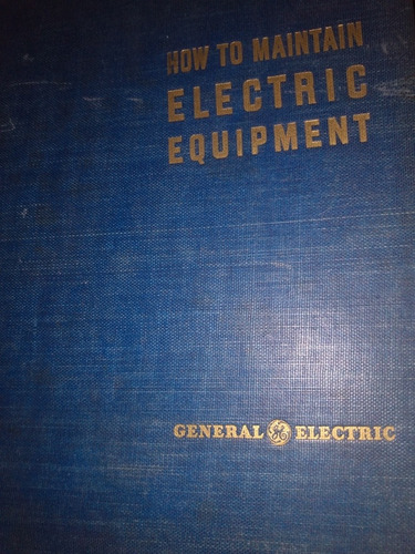 Libro Técnico Electric Equipmrnt