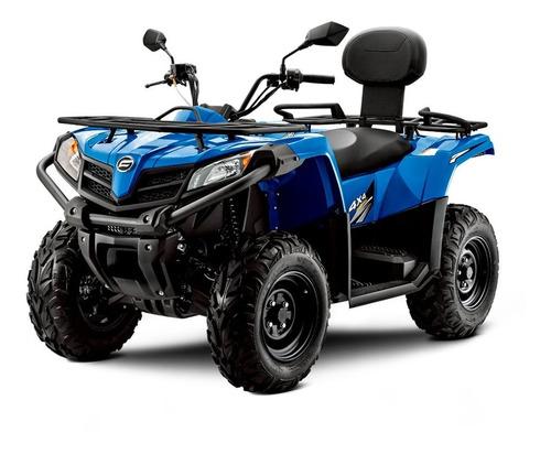 Quadriciclo 4x4 C Force 450 L