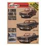 Quatro Rodas Nº141 Corcel Galaxie Ltd Reno Woody Bugre Ss