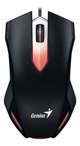 Mouse De Juego Genius  X-g200 Calm Black