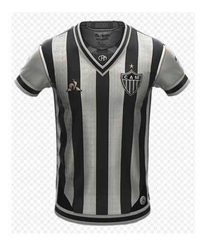 Camisa Atletico Manto Da Massa