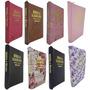 Kit 10 X Bíblias Sagradas Com Harpa Letras Gigante Ziper