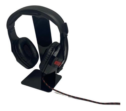Suporte De Mesa Fone De Ouvido Headphone Headset
