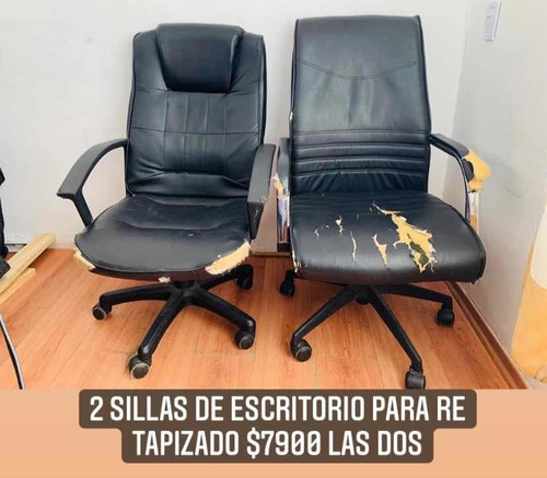 Sillas Escritorio