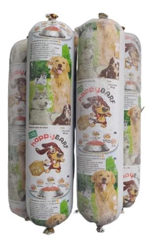 Alimento Barf Para Perro 500g. Paq.x10u - kg a $698
