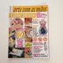 Revista Arte Com As Mãos Mosaicos Bolsa Porta jóias Bb652
