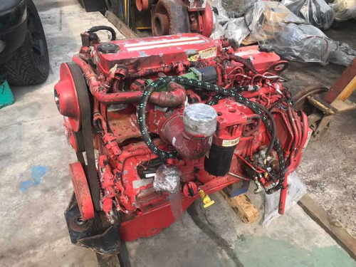 Motor Cummins Qsb 6.7  260 Hp