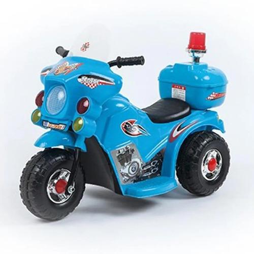 Moto Batería Niño Ride Fun K1300 Luces Sonidos Sirena Celest