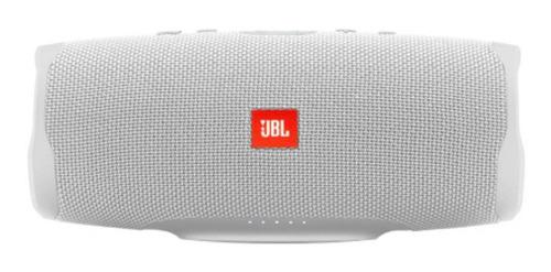 Parlante Jbl Charge 4 Portátil Con Bluetooth White 110v/220v