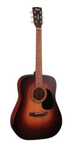 Guitarra Acústica Cort  Standard Ad810  Satin Sunburst