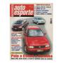 Auto Esporte Nº386 Polo Classic Escort Glx Blazer Executive
