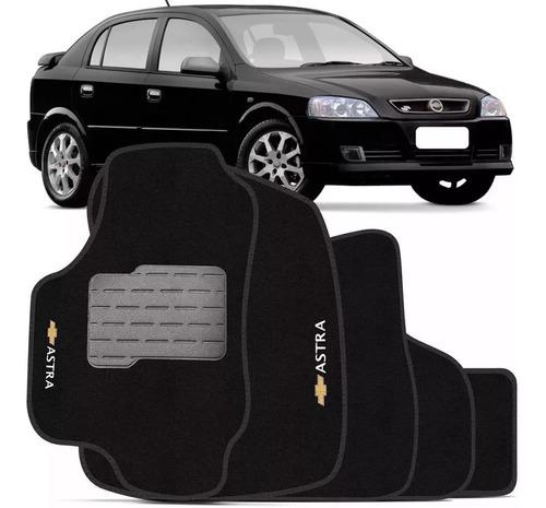 Tapete Carpete Confort Astra 99 Á 2009 2010 2011 Bordado