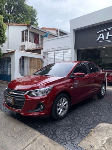 Chevrolet Onix 1.0t Automática