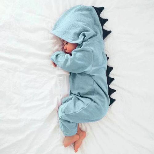 Macacão Menino Dino Tip Top Bebê