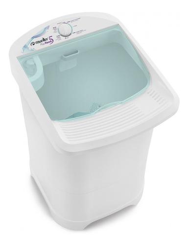 Tanquinho Mueller Poptank 5kg 220v Branco Maquina De Lavar