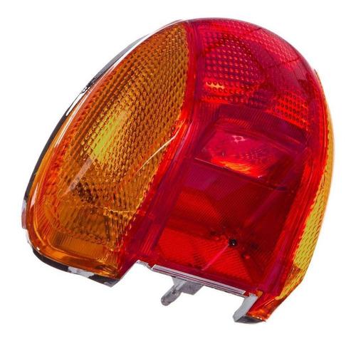Lanterna Traseira Vermelha Stlu C100 Biz / Pop 100