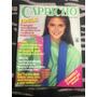 Revista Capricho Antiga Rara N 507 Sônia Braga Fotonovela