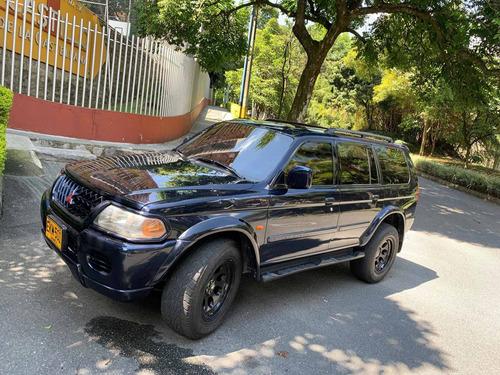 Mitsubishi Nativa Blindada 2 Plus