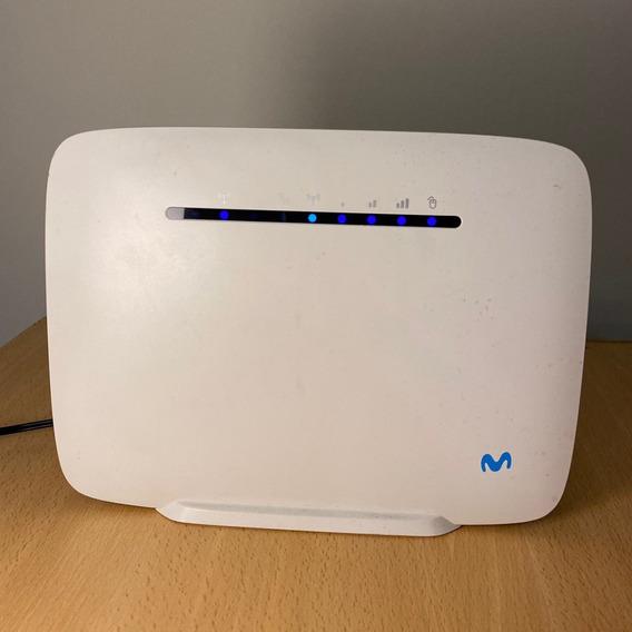 Modem Router 4g Wifi Movistar Volte Internet Llamadas Voz