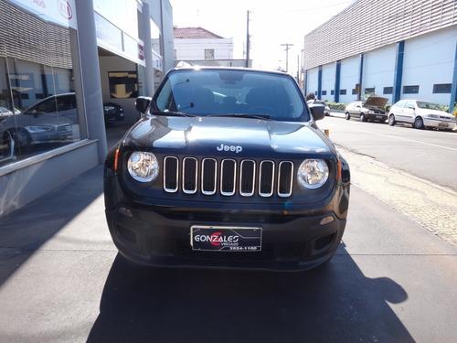 Jeep Renegade Sport 1.8 Automática Flex