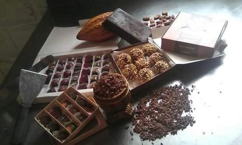 Chocolate Artesanal 100% Natural Culti - kg a $5300