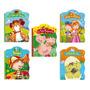 Kit 5 Livros Conto Disney Ilustrado Leitura Infantil Meninos