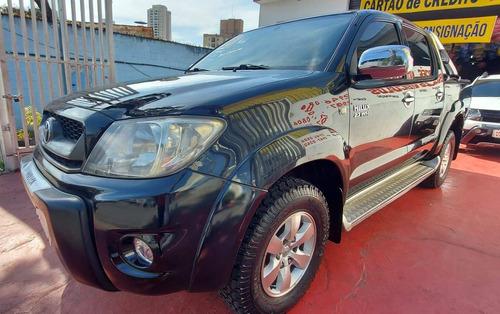 Toyota Hilux 2.7 Sr 4x2 Cd 16v Gasolina 4p Automático