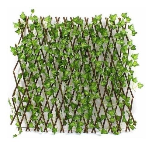 Maya Cerca De Jardin Artificial Expandiible