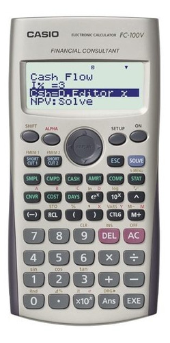 Casio Fc100v